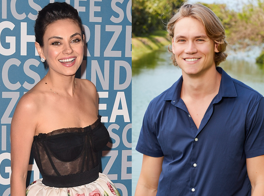 Mila Kunis, John Paul Jones, Bachelor in Paradise